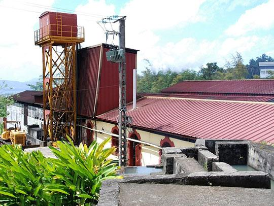 Distillerie La Favorite Martinique