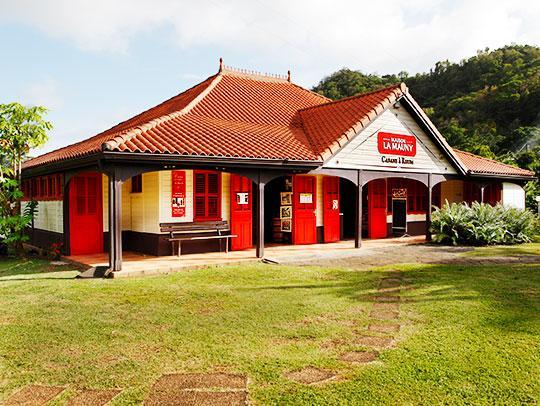 Distillerie La Mauny Martinique