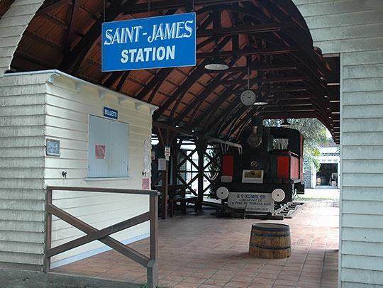 Distillerie Saint-James Martinique