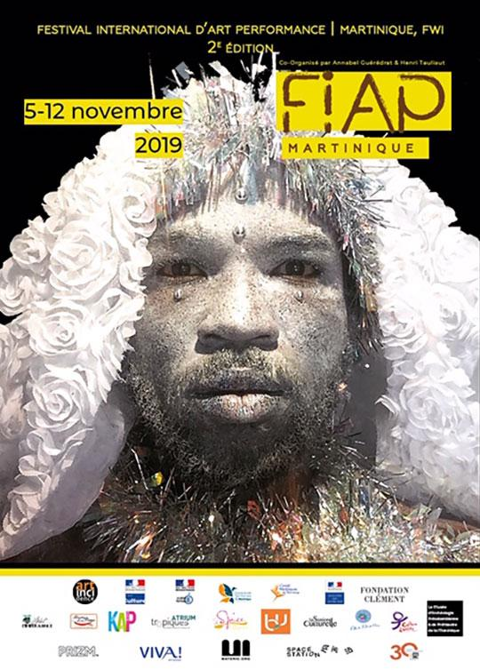 International festival of performance art in Martinique